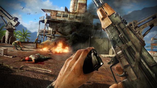 Far Cry 3 Graphics