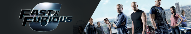 Fast & Furious 6 Review