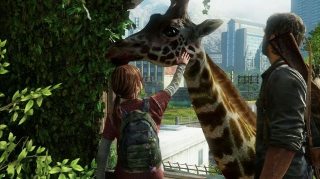 The Last Of Us Giraffe