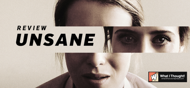 Unsane-Review